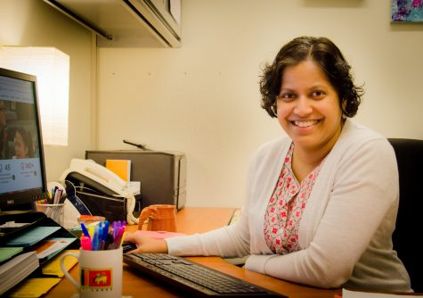 From the land of Ceylon tea to the home of the Phins : Meet new adviser Kanchana Kularatne