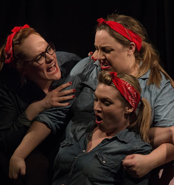 ...And Hilarity Ensues: SCC Student, Kara O'Connor, is an award winning sketch comic