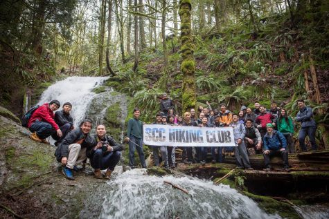 Safety First : SCC Hiking Club Takes On Coal Creek Falls Trail