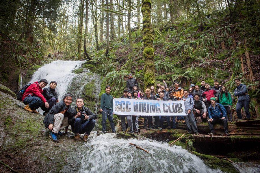 Safety+First+%3A+SCC+Hiking+Club+Takes+On+Coal+Creek+Falls+Trail