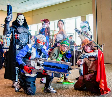 Sakura Con 2017 : A Wonderful Year for Cosplay