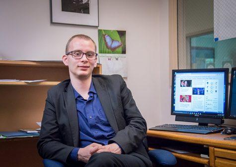 Global Ambassador: Alum Jonathan Peebles Brings the World to SCC