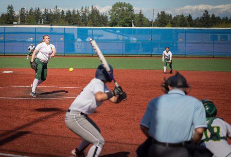 Playing Hardball: SCC Softball Couldn't Keep Up
