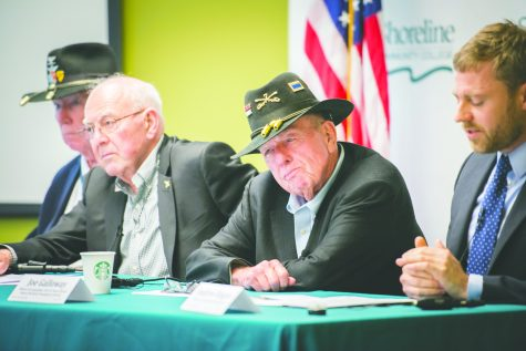 They Were Soldiers Once: Vietnam War Vets Hold Q&A