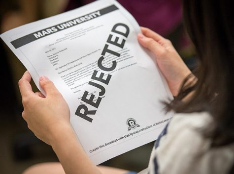 This Just In: Not You - Accepting Rejection