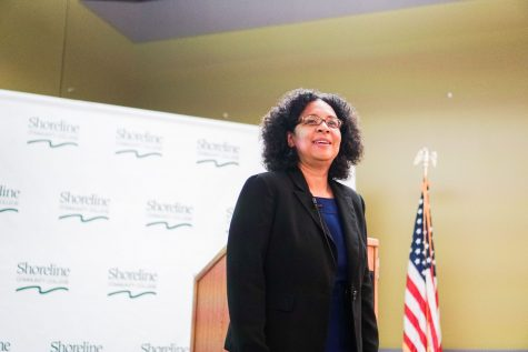 Thinking Globally, Acting Locally - Tacoma's Mayor Comes to Campus