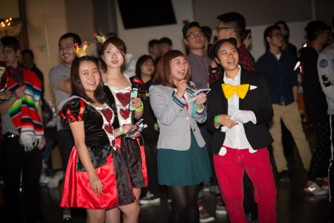 No Tricks, All Treats - Costume Dance Party On Campus
