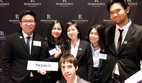 Getting Down with the Delegates - My Time with the Model UN