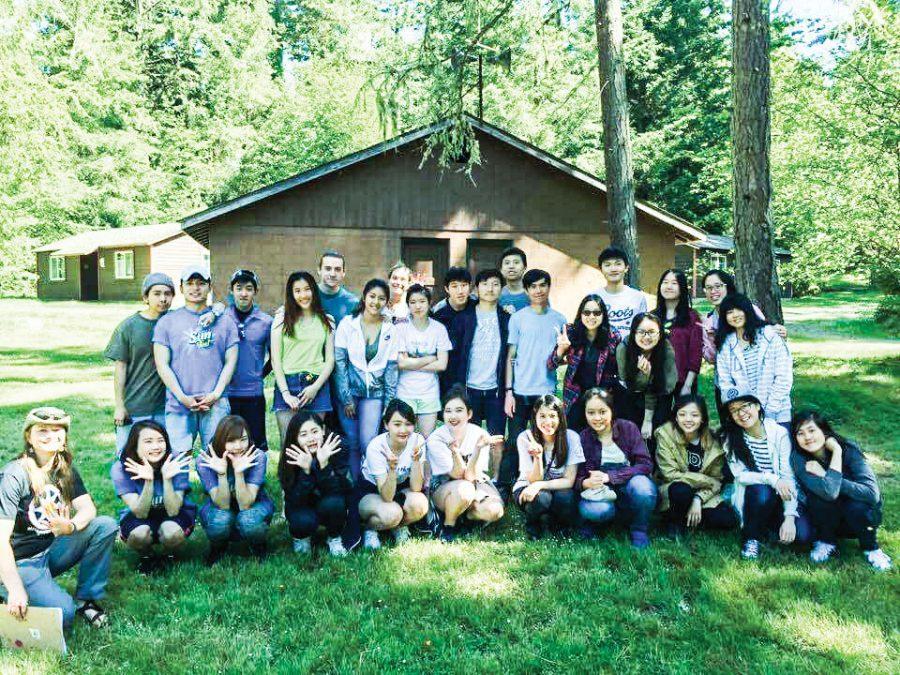 SCC's Environmental Science Club visits Vashon Island.
