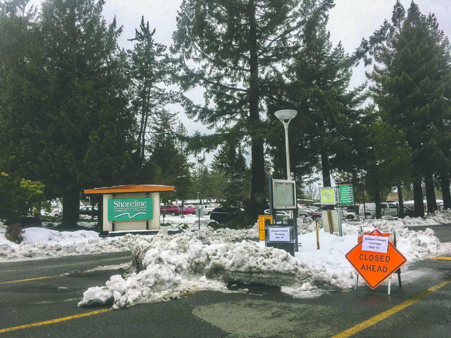 Snowpocalypse: UNEXPECTED ROAD BLOCKS TO EDUCATION