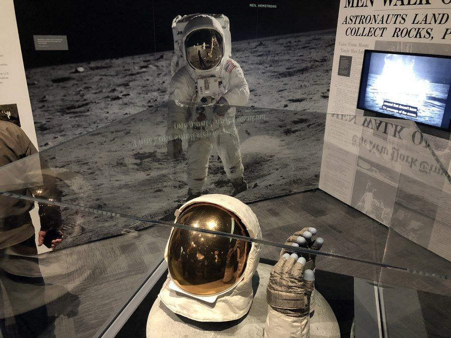 Apollo 11 Lands in Museum of Flight