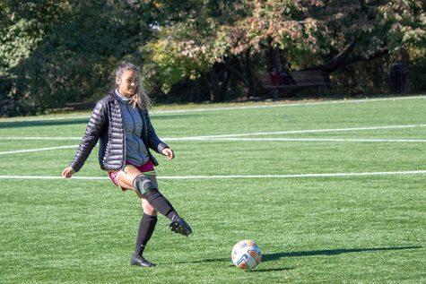 Setting New Goals: SCC women's soccer team kicks back