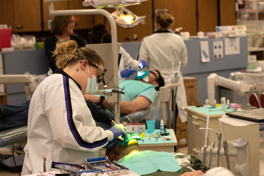 Dental Hygiene Students to Finish Degree at SCC as Demolition of 2500 Building Postponed