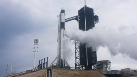 SpaceX Launch Scrubbed Amidst Weather Concerns