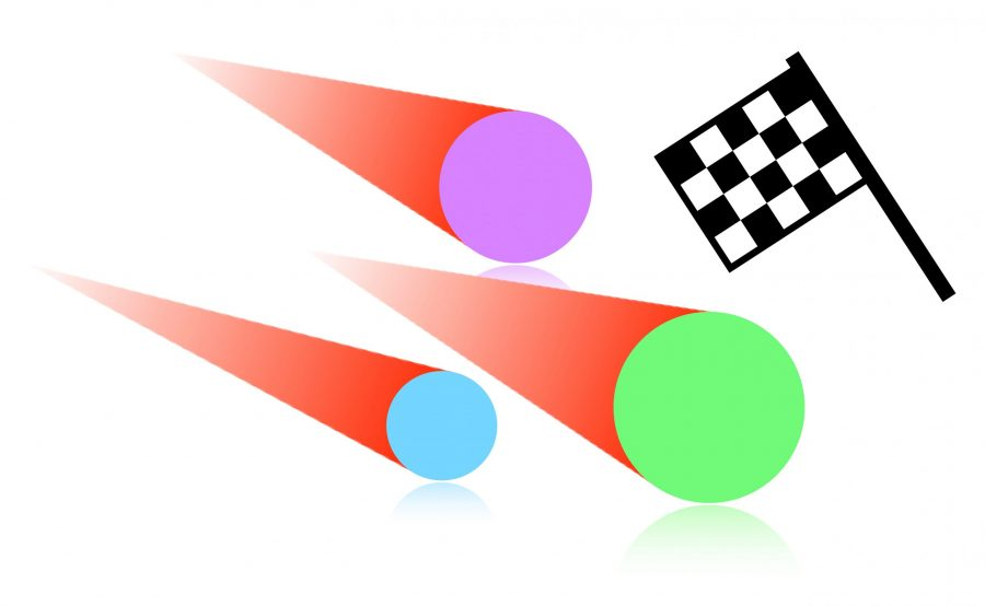 Going Marbles: A Different Spin on Formula One