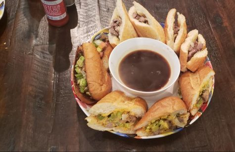 Tasty Toast: Grilled Steak Sandwiches
