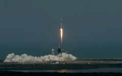 A successful liftoff for Falcon 9. Photo: SpaceX