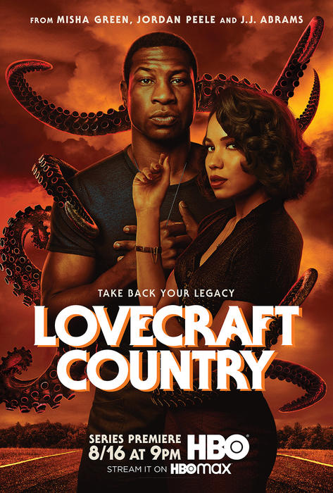 HBO series premier of Love Craft Country from Misha Green, Jordan Peele and J.J. Abrams