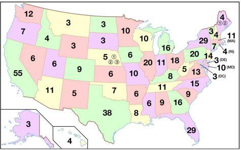electoral map 2012-2020