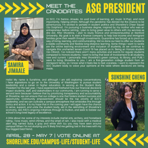 Cast Your Votes: ASG Presidential Election Commences