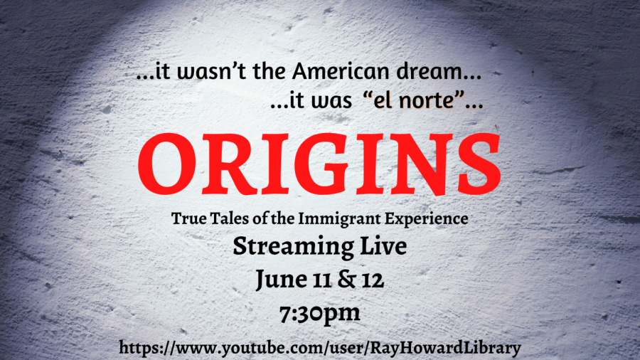 Origins: True Tales of the Immigrant Experience