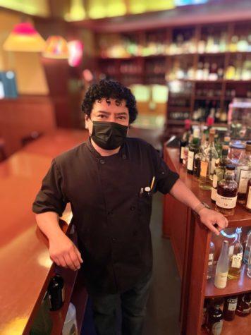 "Saltoro Chef Cesar Mendez: ""We are here to make people happy."""